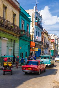 Start planning your trip to Cuba. Here's a guide by Randy Wayne White, author of Cuba Straits.