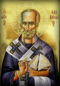 Byzantine Icons, Byzantine Art, Religious Images, Religious Icons, Early Christian, Christian Art, Old Fashion Christmas Tree, Retro Christmas, Famous Freemasons