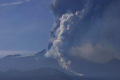 Vulcano Etna, oggi.
