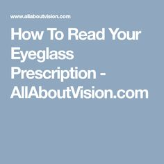 622f7b57a3 Over The Counter Reading Glasses Works Best If...