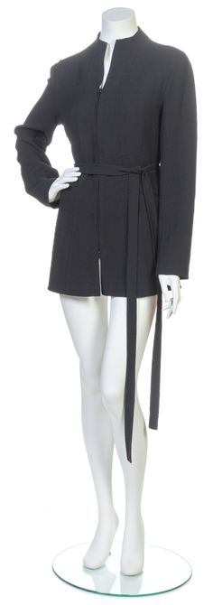 A Group of Ralph Rucci Jackets