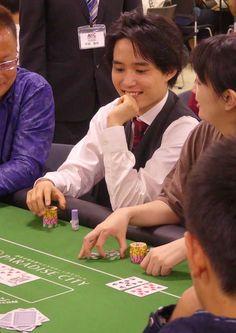 佐々木勇気六段 ポーカー選手権で全賭け