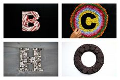 A super cool A to Z food photography project at Ateriet.