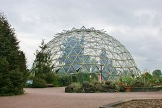 Geodesic dome conservatory (2) | Flickr - Photo Sharing!
