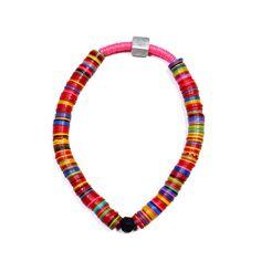 Vulcanite Mix Bracelet