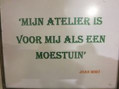 aqua vitae... laat het levenswater stromen: 27okt15 Cobra and Miro...[3]  quotes from Miro at ...