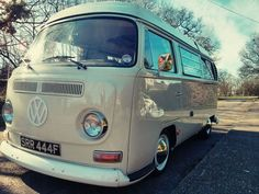 1968 VW T2 Campmobile http://magoomirrors.co.uk/