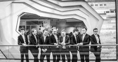 Band Photo Shoot - We Are The Strike - Xan's Eye Photography - Xan Craven