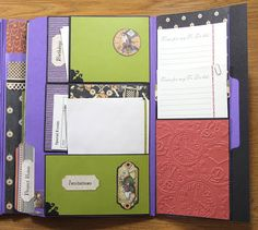 Life Organizer Made Out of File Folders - amazing organizer!!  Video shows an overview, based on the original by Kathy Orta (part 1 here: http://www.youtube.com/watch?v=-_P4TlkD7mA=UUJ7y6bBlkD8vQPkjZ9fPaSQ=19)