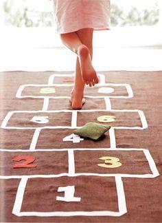 DIY: juego infantil | baralia.com - De mujeres para mujeres bebeleche