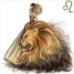 "Zodiac Haute Couture ""Leo"" Fashion Drawing by Shamekh Bluwi Fashion Design Drawings, Fashion Sketches, Zodiac Art, Zodiac Signs, Leo Zodiac, Astrology Leo, Horoscope Signs, Art Zodiaque, Arte Fashion"