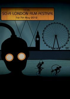 Image result for sci fi london film festival posters