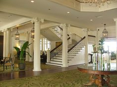 I grew up in this hotel and saw it's many stages and phases but always constant with the staircase and tea terrace. This reminds me of home. Aloha Hawaii, Hawaii Travel, Travel Usa, Moana Surfrider, British Colonial, Hawaiian Islands, Staircase Design, Hotels And Resorts, Places Ive Been
