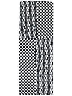 Kasuri Ichimatsu pattern Tenugui