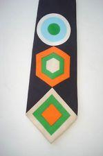 vintage Gene Meyer tie