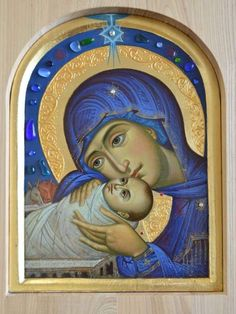 Religious Images, Religious Art, Orthodox Icons, Byzantine, Trinidad, Madonna, Nativity, Cathedral, Faces