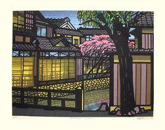 "[ ""Philosopher's Walk, Kyoto"" by Clifton Karhu ]"