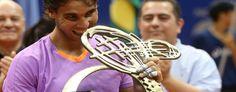 Rafael Nadal - Poliservice fornece energia para o Brasil Open 2013  (clique na imagem para mais informações)