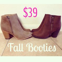 The cutest ankle booties that ever existed! #ShopMCE only $39