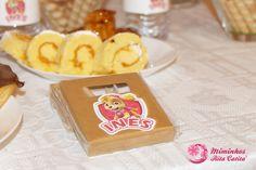 Lembranças de Aniversário Patrulha Pata Food, Balloon Decorations, Favors, Eten, Meals, Diet