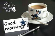 Good Morning Cowboys Fam!