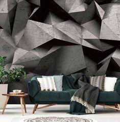 VLIES Fototapete Tapeten Tapete Geometrie Abstraktion 3D Kunst  14N2146VEXXXL
