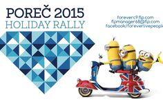 Go Porecs  Diamond Holiday  Rally ‼️‼️