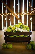 Apple Centerpieces we can make!