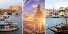 15 villes européennes où il faut voyager