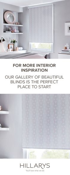 Bring serenity into your home with pale hues and sophisticated features. Spark your imagination.