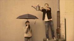 8 bit Umbrella by E.D.E.K.A.