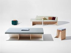 Fabrica Design Studio x AirBNB Housewarming Furniture at Salone...