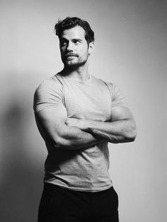 Hello, Mr. Cavill, your arms are most drool worth. YOU are most drool worthy