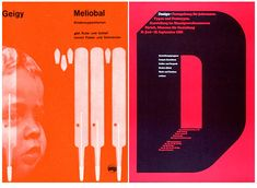 graphic content: J. Geigy - Much more than Corperate Identity Modern Graphic Design, Graphic Design Typography, Graphic Design Inspiration, Logo Design, Grid Design, Layout Design, International Typographic Style, International Style, Medical Posters