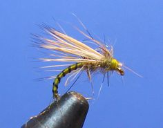 BWO Emerger #18