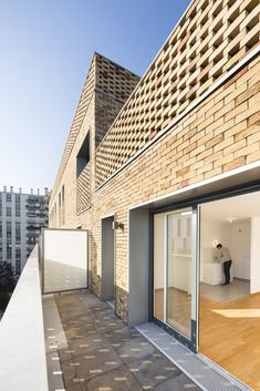Gallery of THE CLOUDS / PETITDIDIERPRIOUX Architects - 16