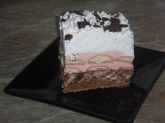 Cakes Plus, Russian Recipes, Pavlova, Desert Recipes, Food And Drink, Sweets, Homemade, Cos, Polish