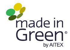 "http://www.aitex.es/infoday/presentaciones/morning_sessions/made_in_Green/AITEXInfodayBlanes.pdf  The ""made in Green"" certification of a product extends to the entire production chain involved in the manufacturing process, from spinning to the finished product, ensuring compliance with requirements throughout its traceability. It takes into account quality, health, the environment, and human rights"