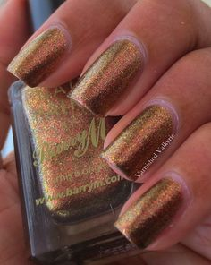 Barry M - Copper