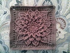 How to Crochet the Bavarian Rectangle   FaveCrafts.com