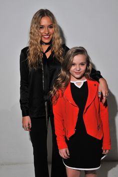 Teen Daily | Lennon Stella and Maisy Stellaattend the Jay...