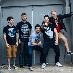 A Day to Remember! phenomenal hardcore band