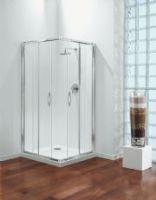 Corner Entry Shower Doors