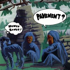 "Pavement ""Wowee Zowee"" 1995"