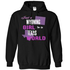Just An wyoming Girl In A Texas World!