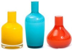 love these bud vases by General Eclectic