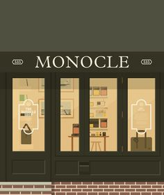 The Monocle Shop