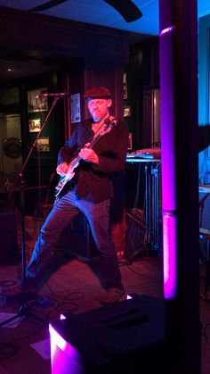 J. R. Blue Band, New Orleans, Blues, Concert, Concerts