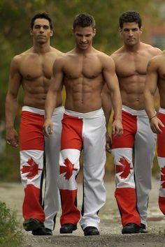 Finally some sexy Canadian men! Hot Men, Canadian Men, Thing 1, Raining Men, Shirtless Men, Muscle Men, Male Beauty, Male Body, Cute Guys