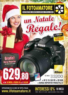 Foto, video, centinaia di accessori e tanto altro ancora per i vostri regali su ilfotoamatore.it